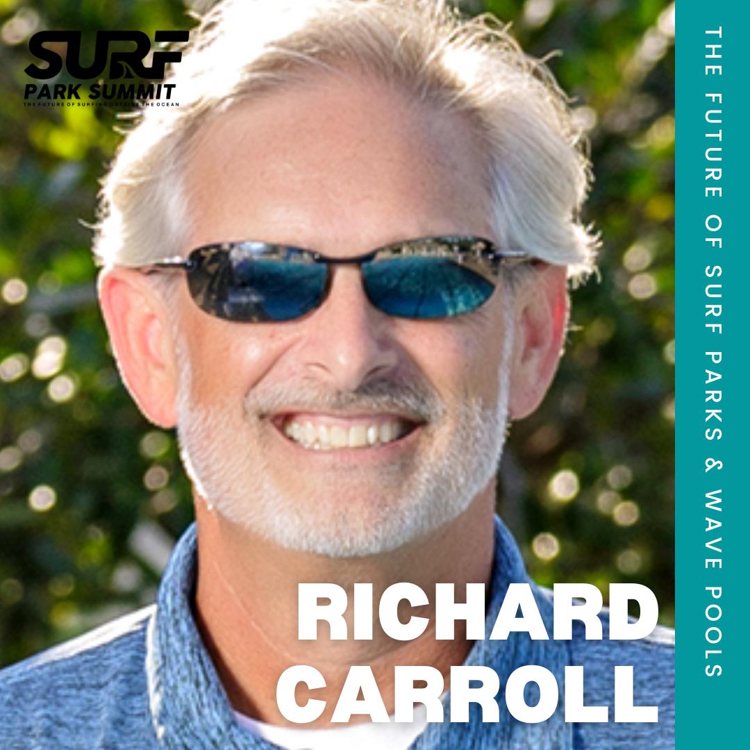 Richard Carroll Surf Park Summit