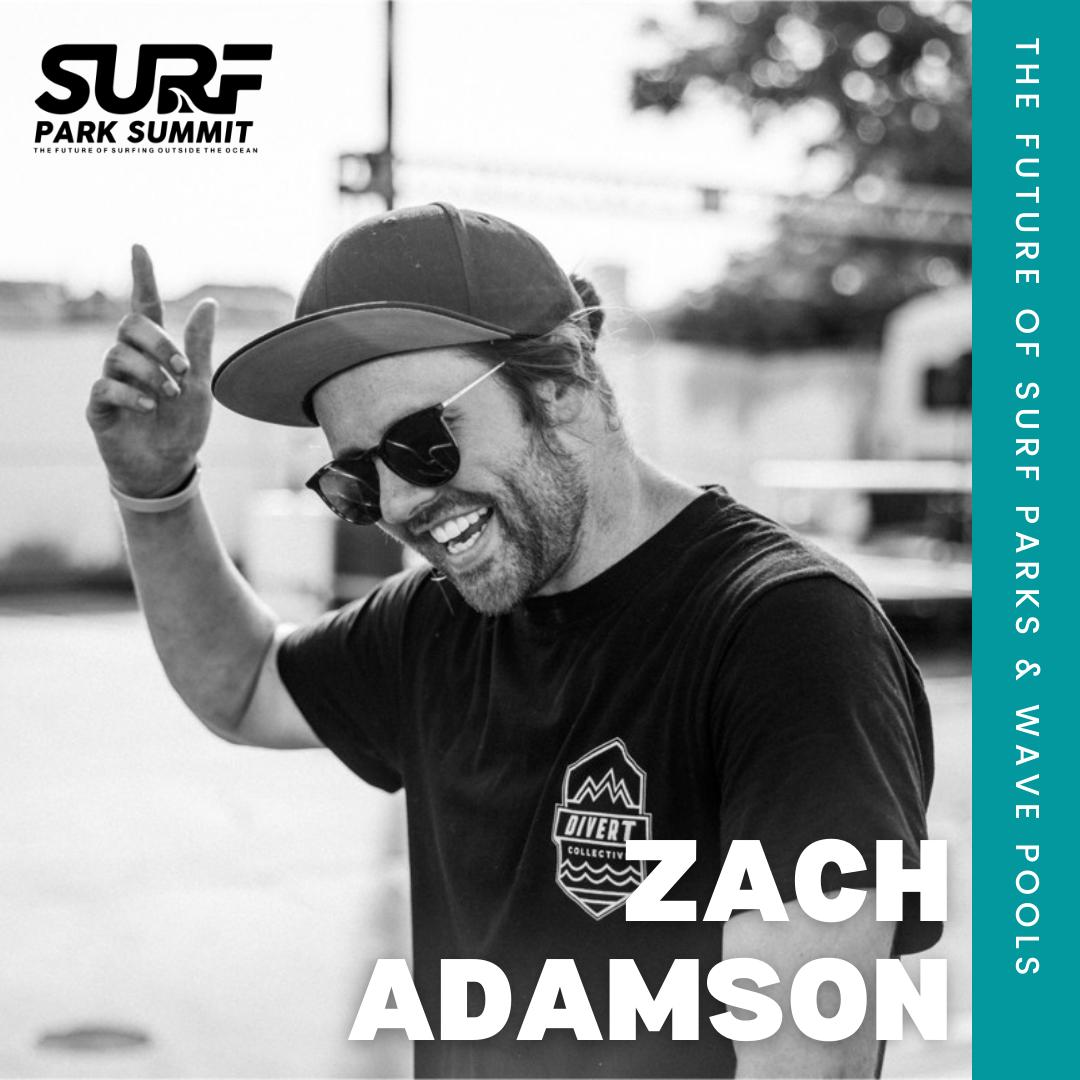 Zach Adamson Surf Park Summit