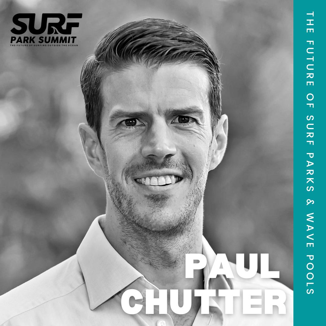 Paul Chutter Surf Park Summit