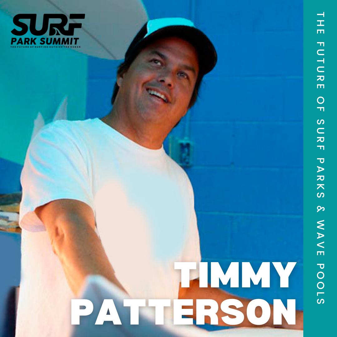 Timmy Patterson Surf Park Summit