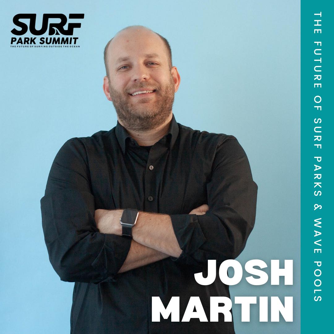 Josh Martin Surf Park Summit