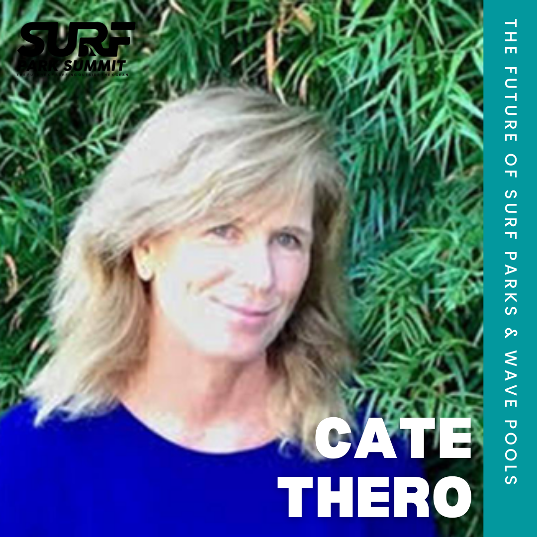 Cate Thero Surf Park Summit
