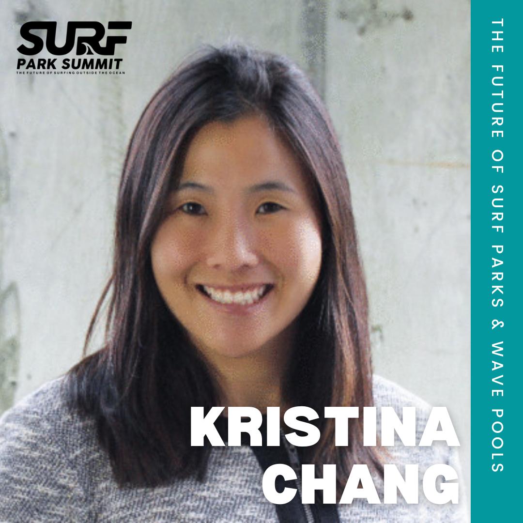 Kristina Chang Surf Park Summit