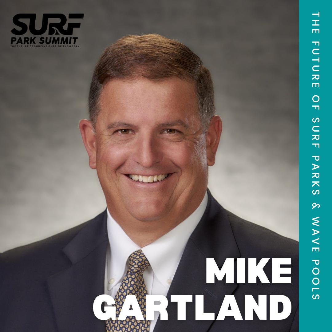 Mike Gartland Surf Park Summit