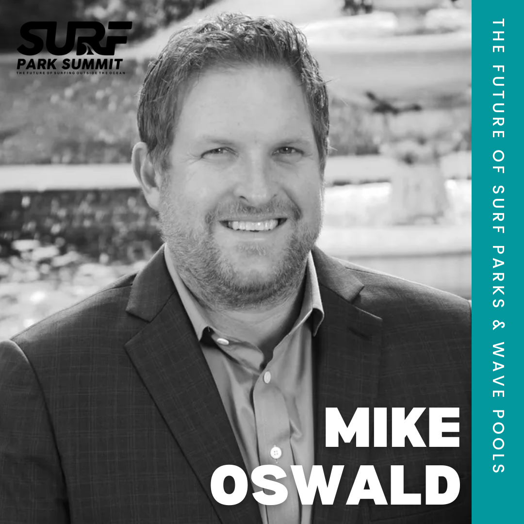 Mike Oswald Surf Park Summit