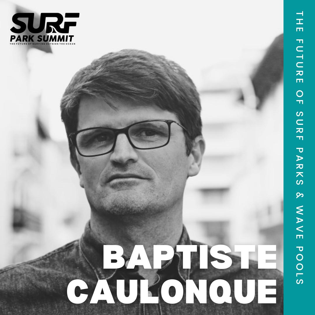 Baptiste Colonque Surf Park Summit