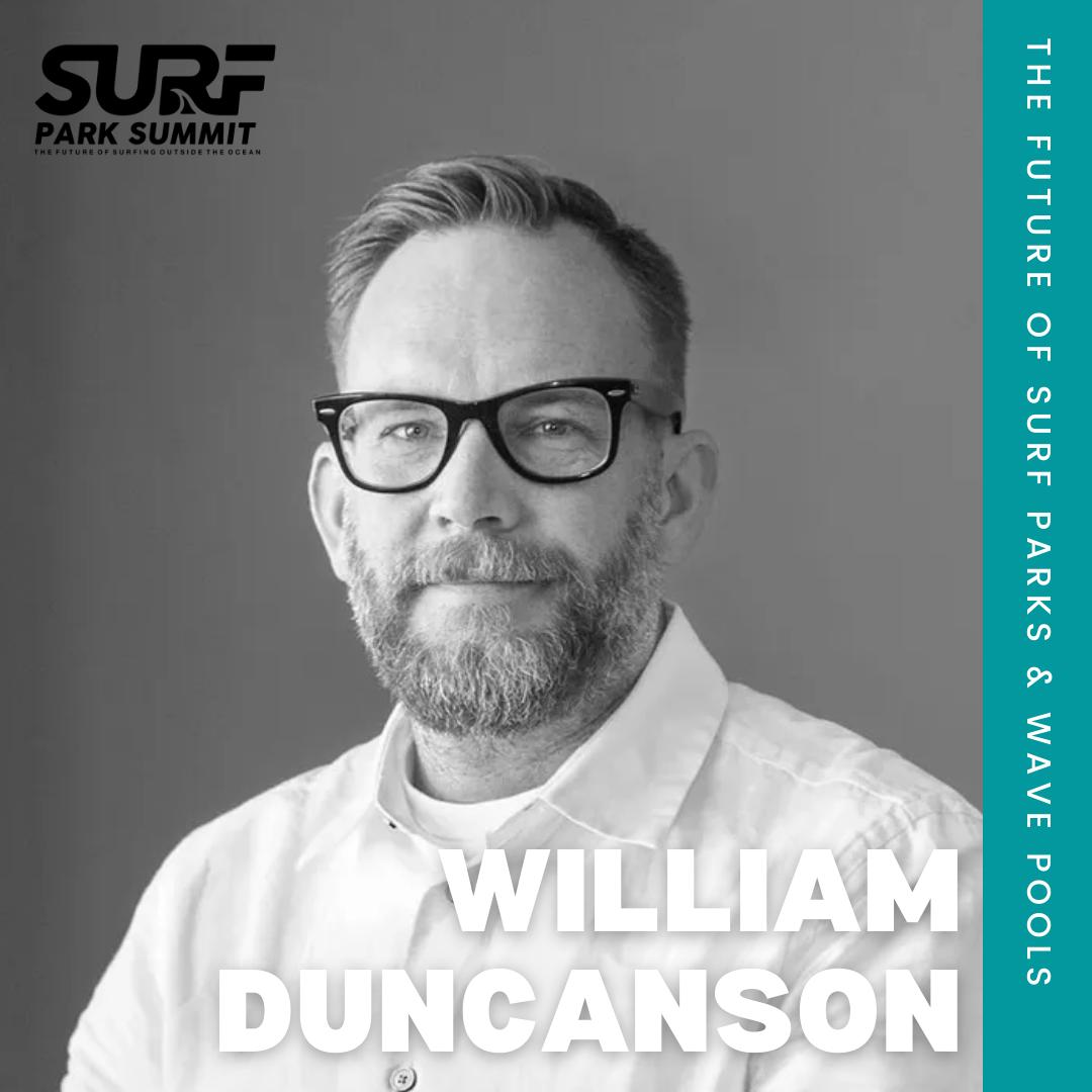 William Duncanson Surf Park Summit