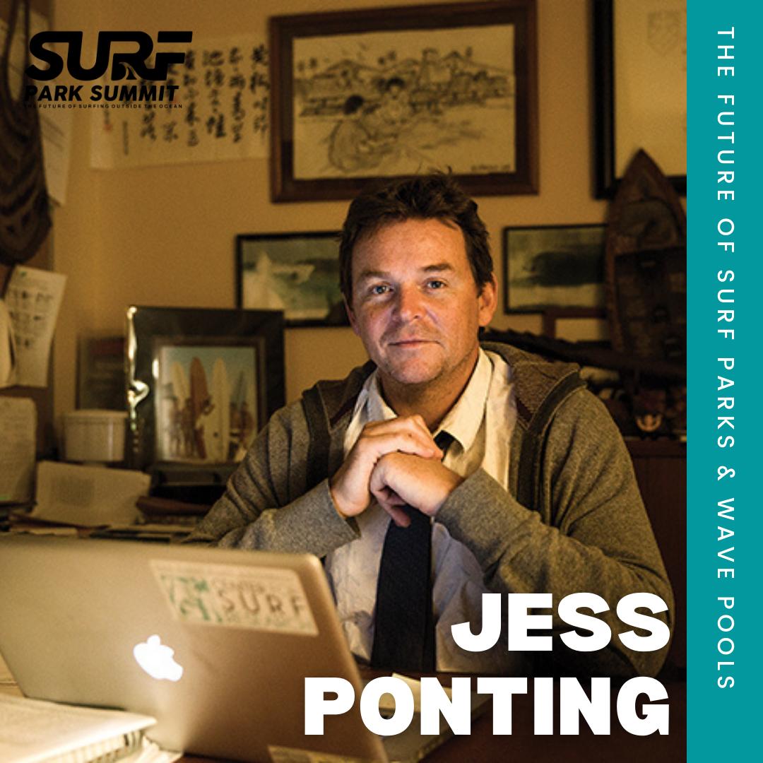 Jess Ponting Surf Park Summit