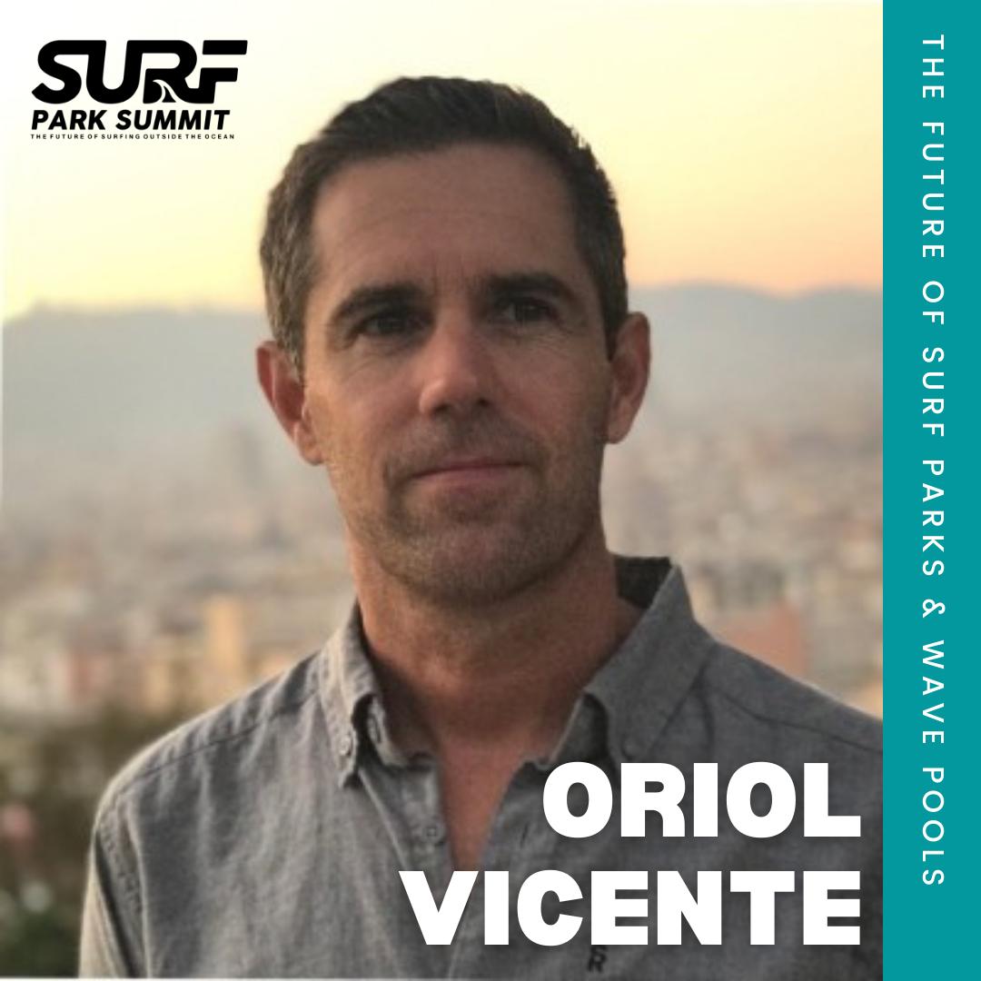Oriol Vicente Surf Park Summit