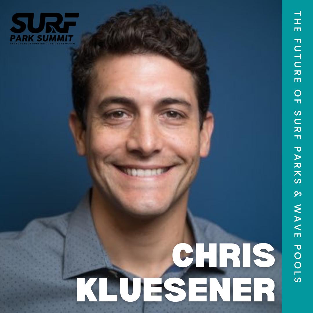 Chris Kluesener Surf Park Summit