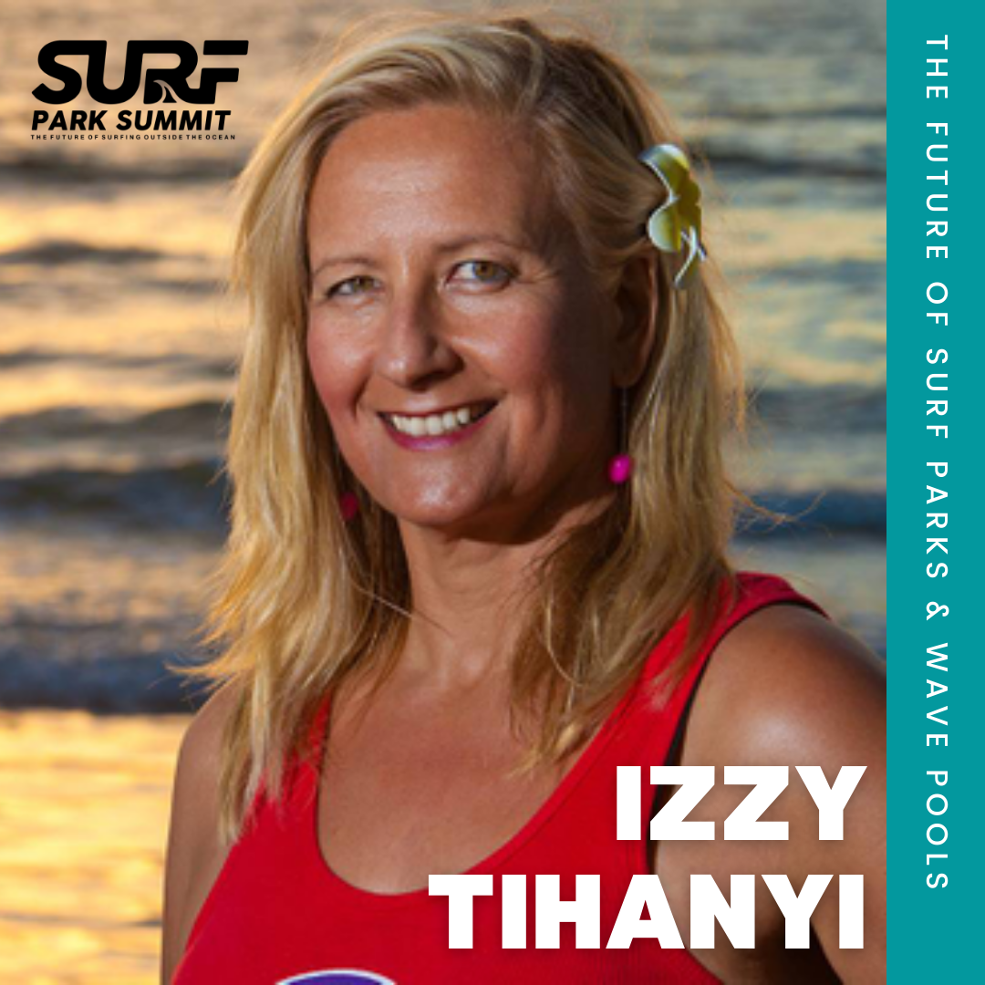 Izzy Tihanyi Surf Park Summit