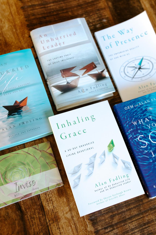 Alan Fadling's Books