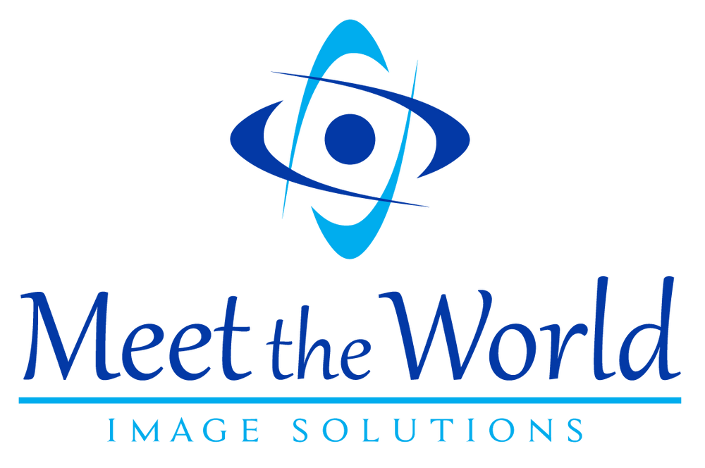 Meet the World Image Solutions Logo