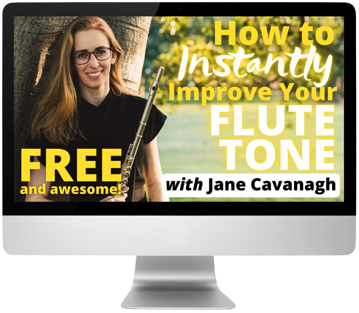 How to instantly improve your flute tone