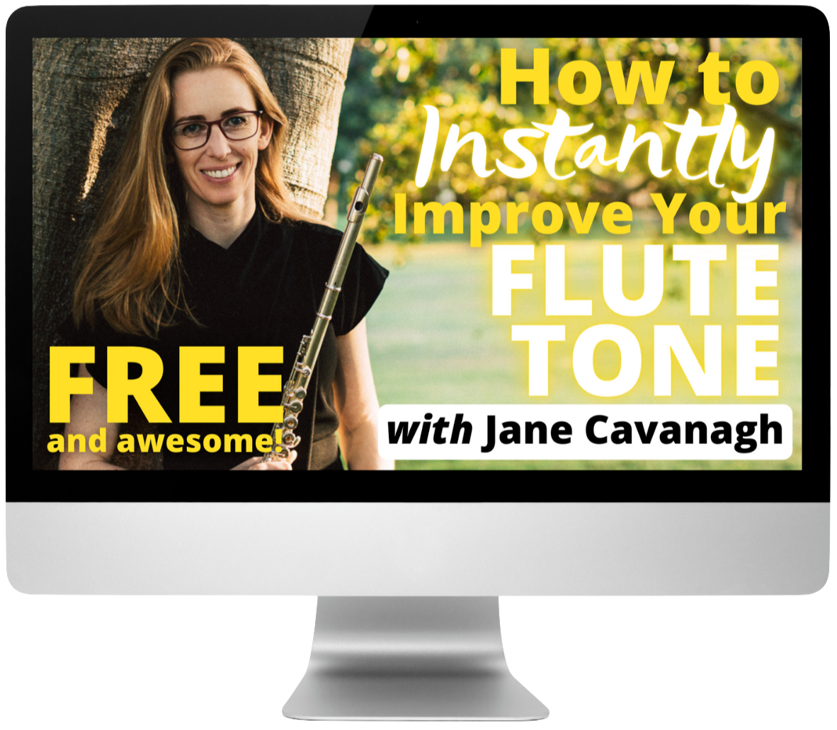 Instantly improve your flute tone