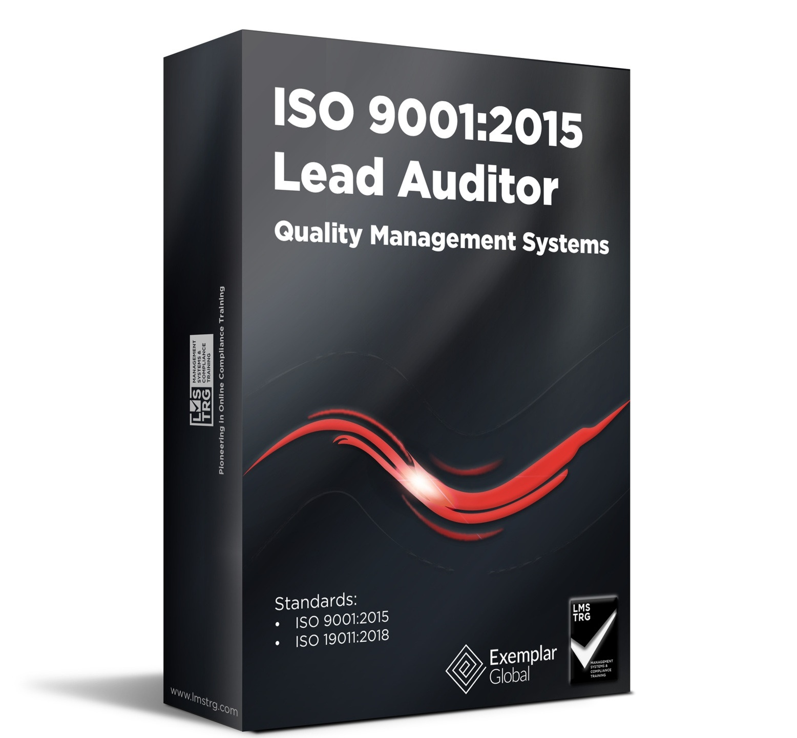 quality management systems lead auditor