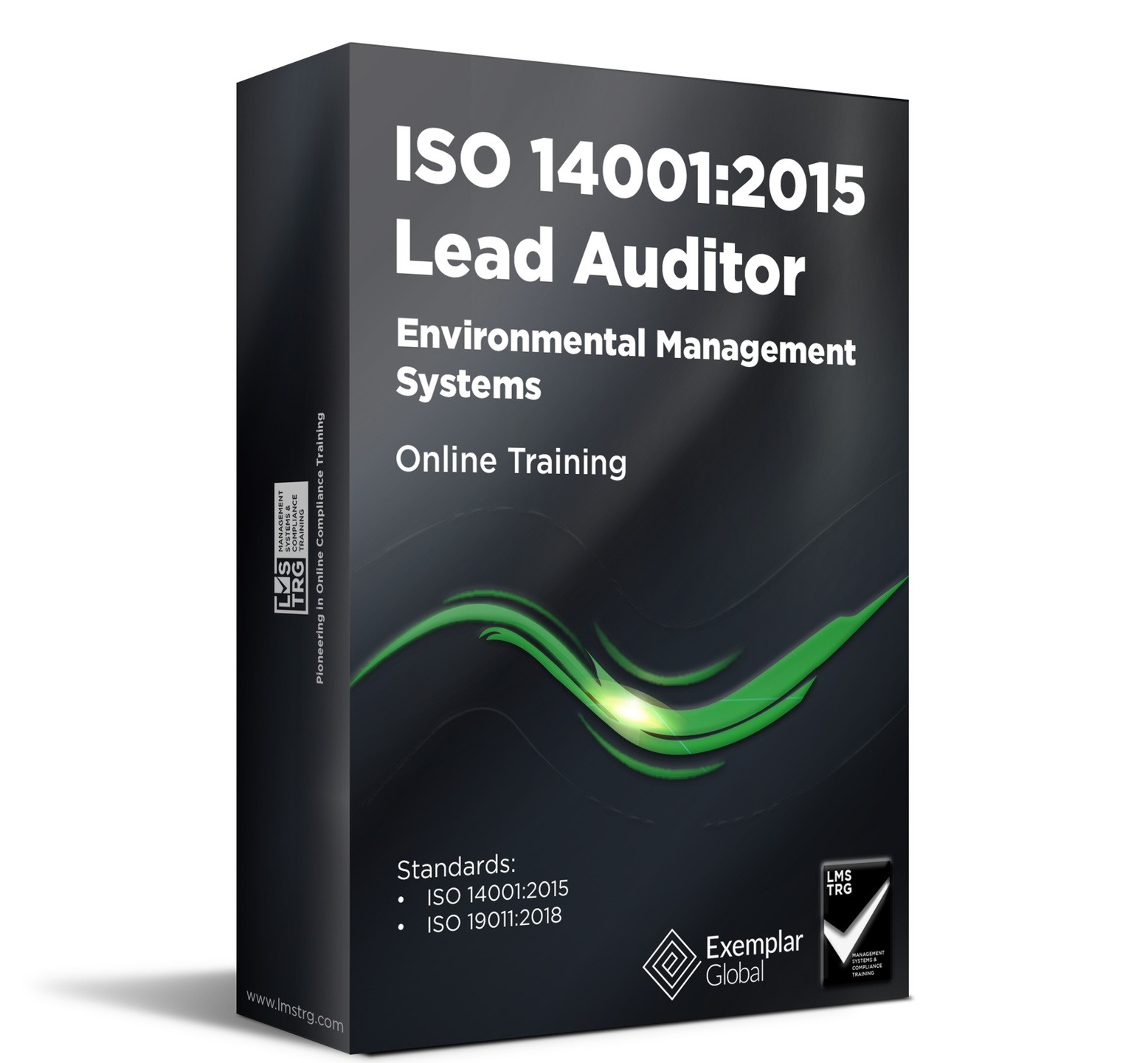 Environmental management systems lead auditor ISO 14001