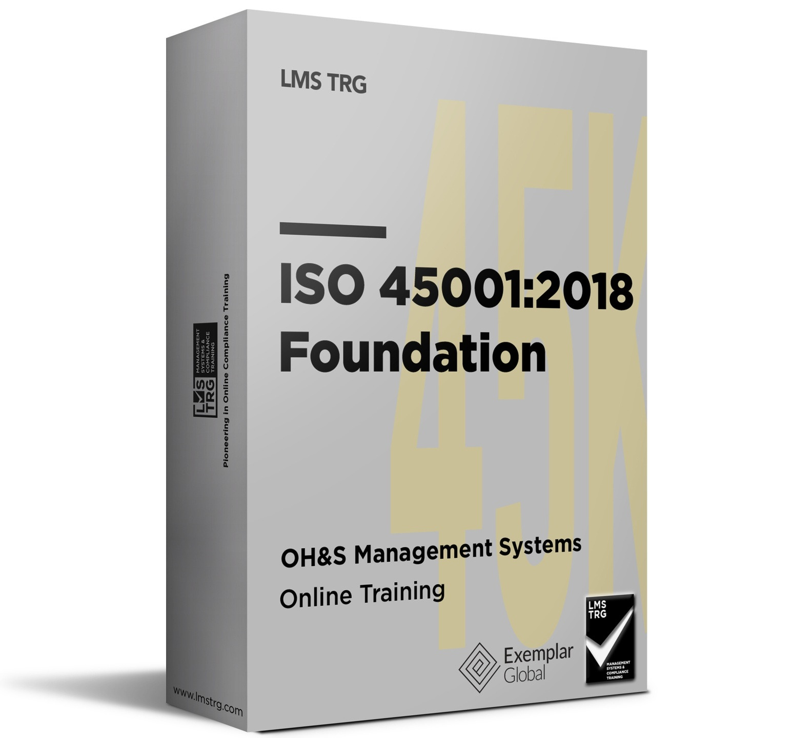 occupational health and safety management systems foundation iso 45001