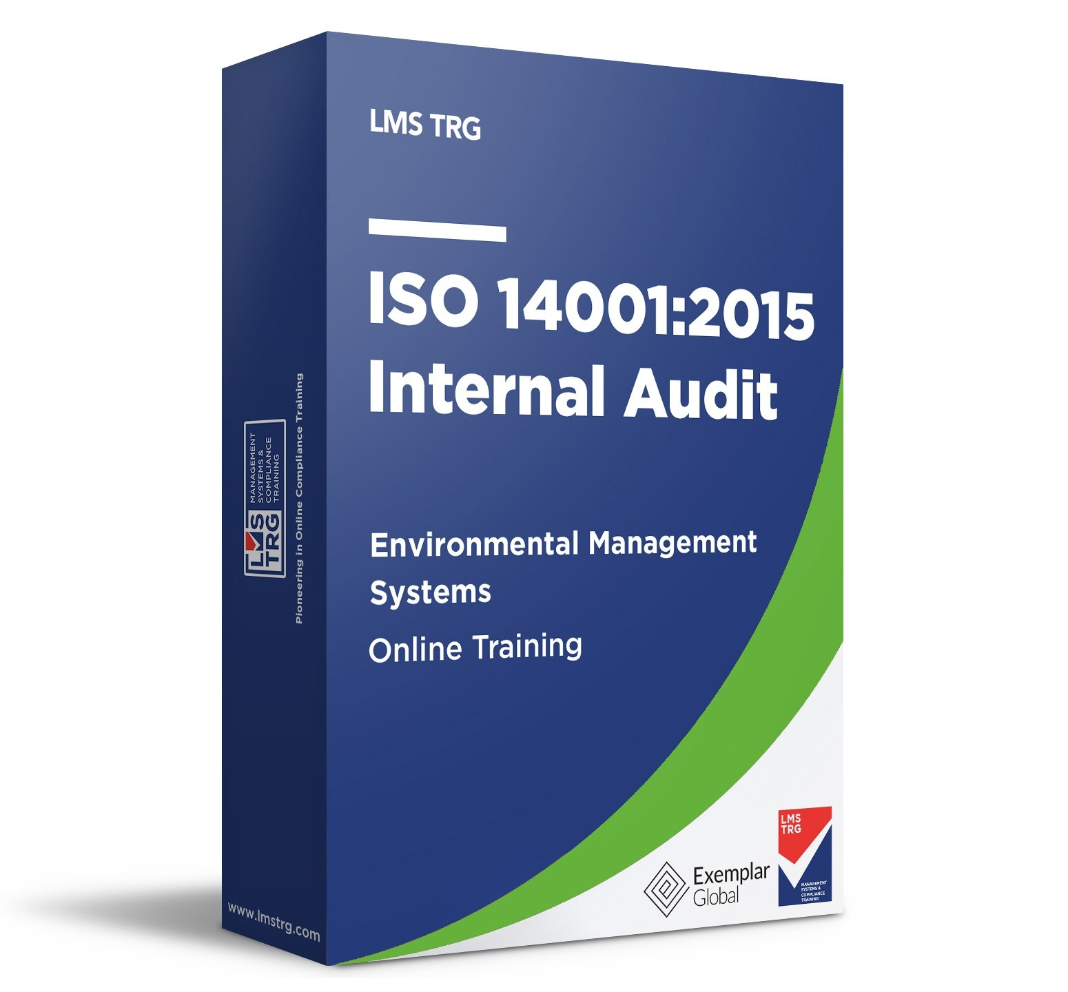 environmental management systems internal auditor ISO 14001