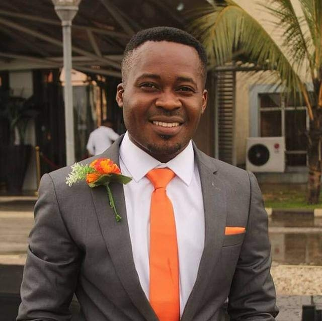 Aniefiok Udom on the PMO Leader Events Committee