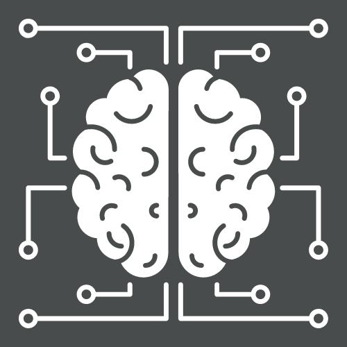 Neuroanalytical icon