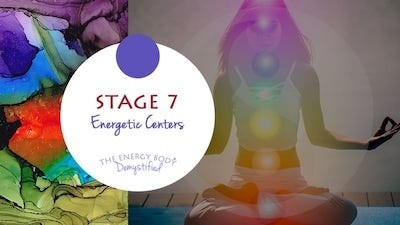 The Energy Body Demystified - Stage Seven Energetic Centers