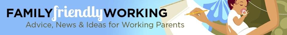 family friendly working logo