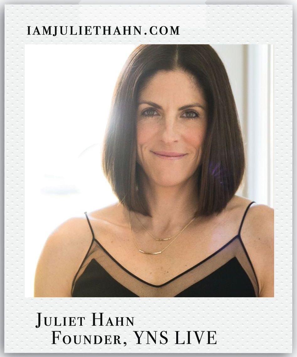 Your Next Stop Juliet Hahn NFLthread.net Cynthia Zordich Mombom.org Gina DiStefano