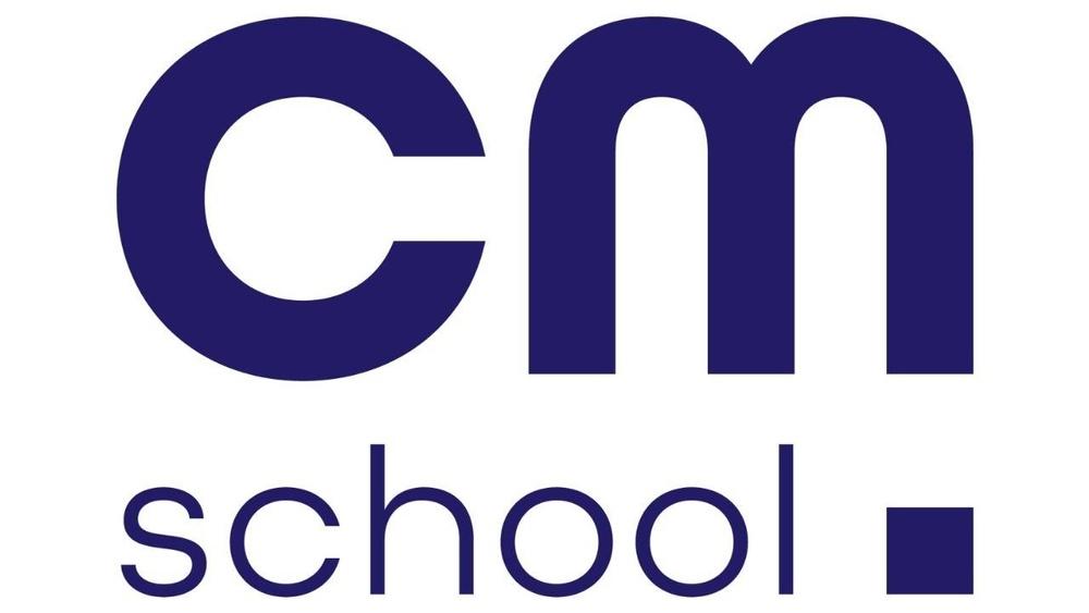 Logo CM School