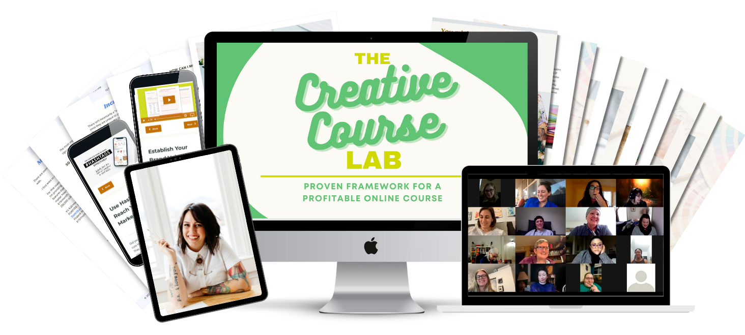 the course creation lab
