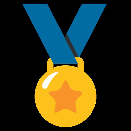 gold medal emoji