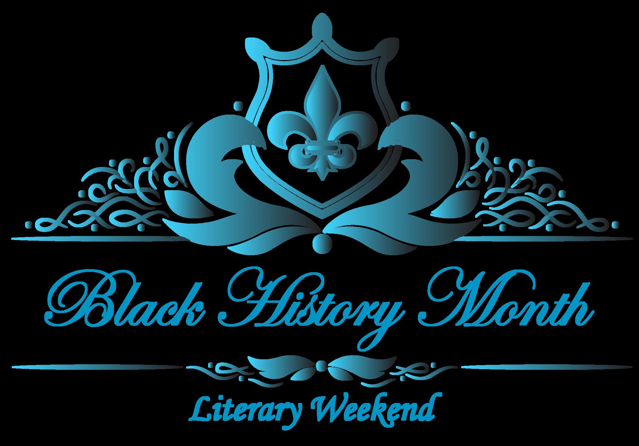 Black History Month Literary Weekend Logo