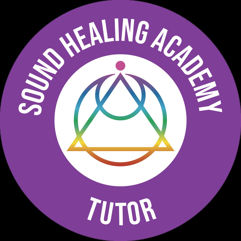 Sound Healing Academy Tutor