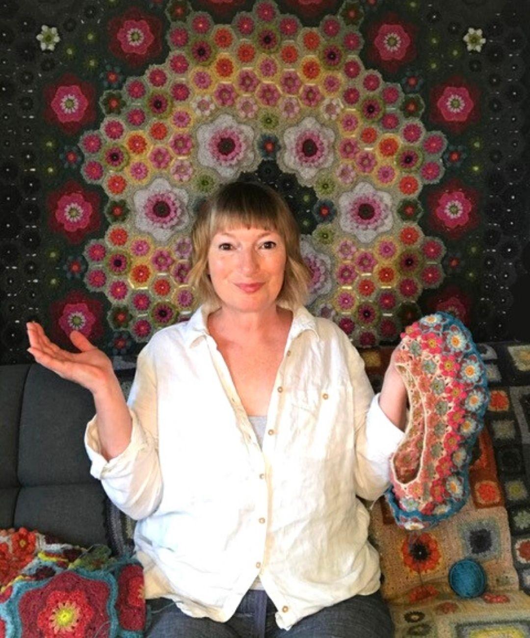 Sue Maton The Mercerie