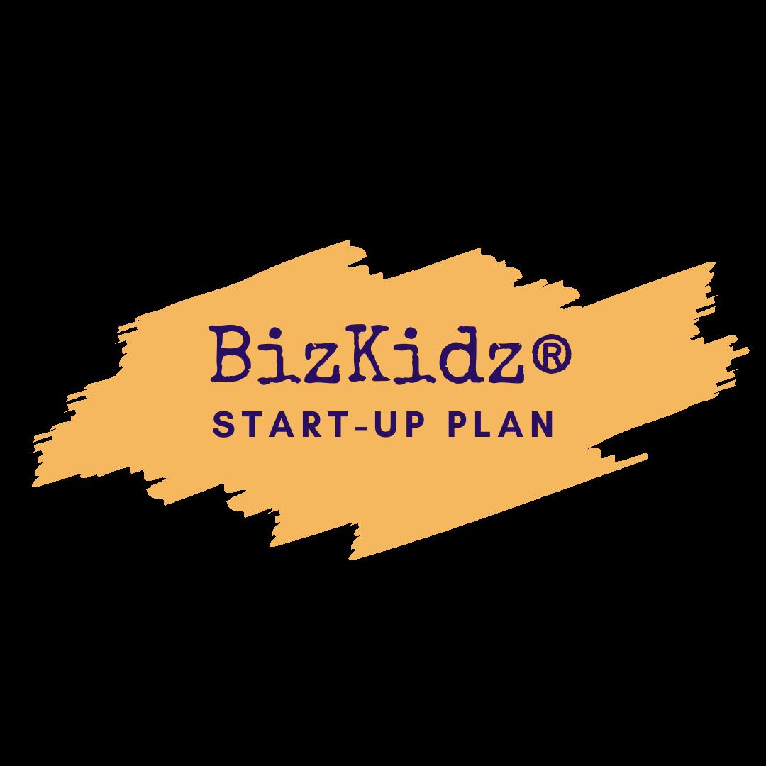 BizKidz Start-Up Plan logo