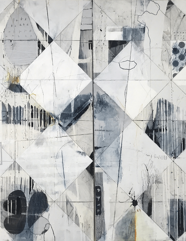 Pamla Caughey Art and Success Diamonds in the Rough art