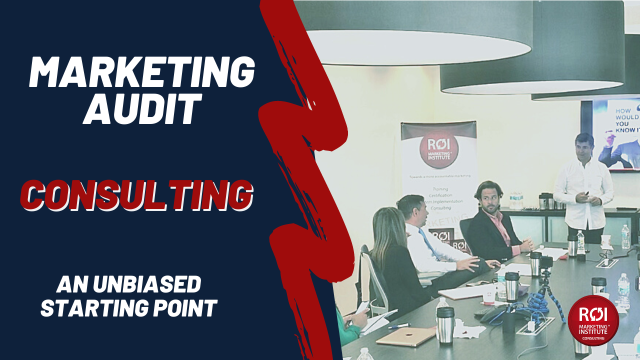 What is a ROI Marketing Audit?