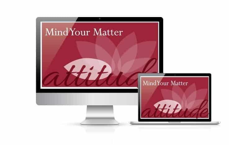 Balance of B'ing Mind Your Matter