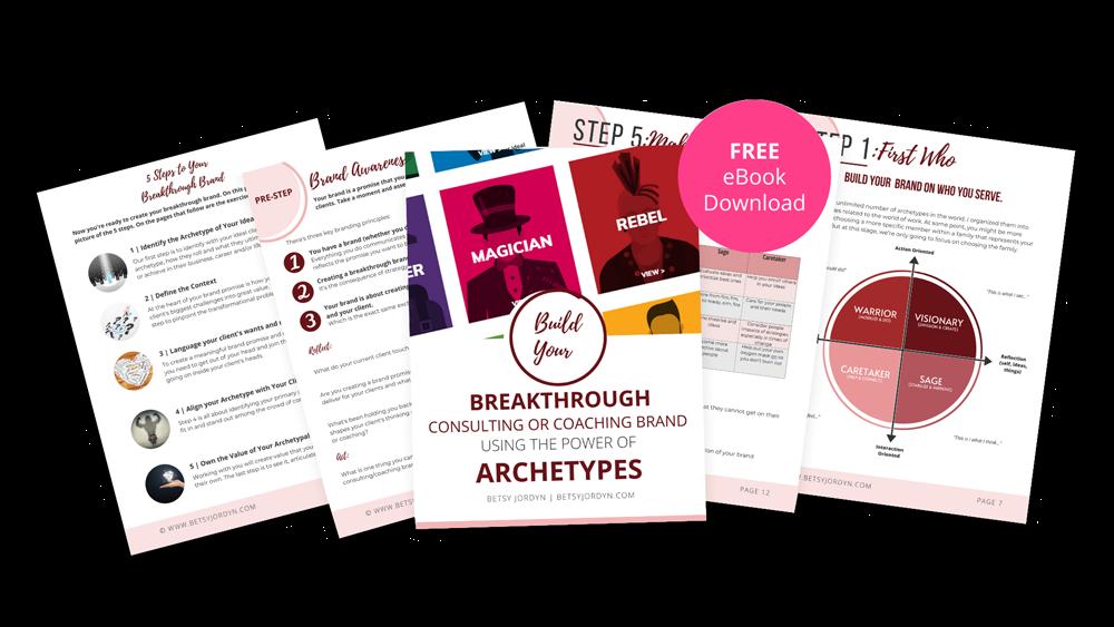 Build your Breakthrough brand