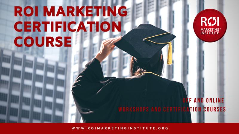 Best Online Marketing Certification Course