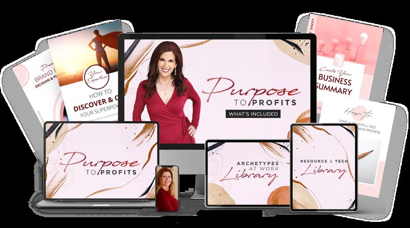 Purpose to Profits Course