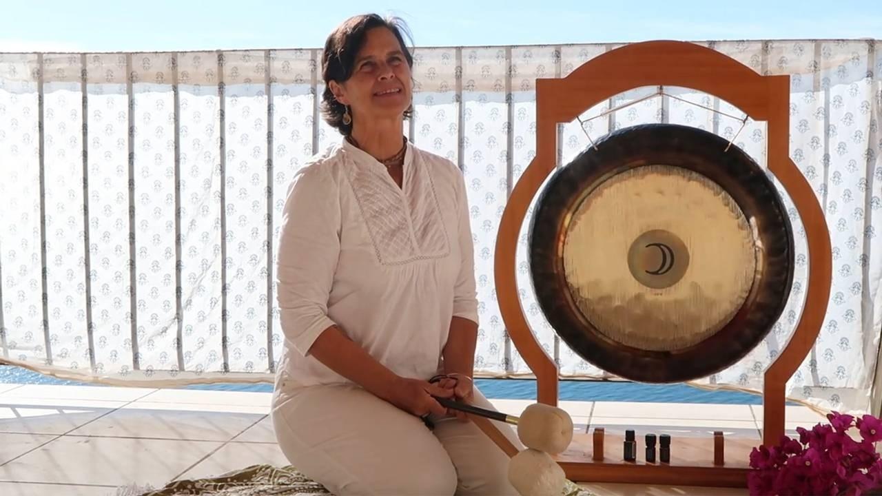 Sound Healing in Guatemala.