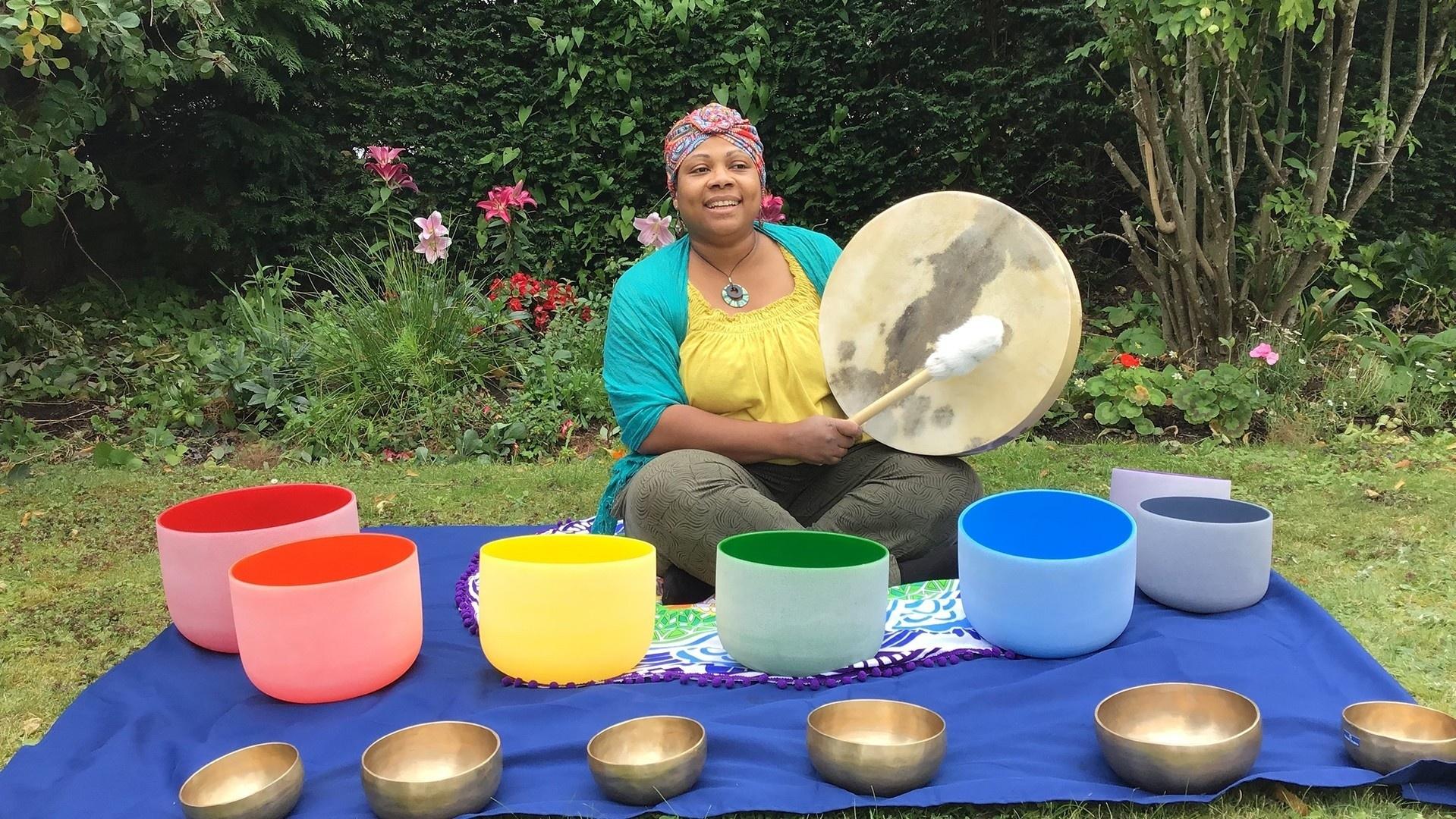 Sound Healing in Somerset