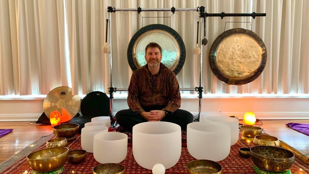 Sound Healing in Australia