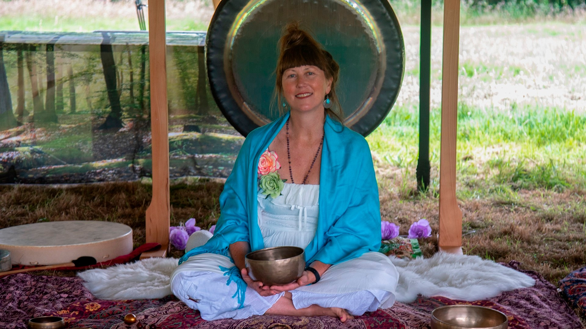 Sound Healing in Cornwall