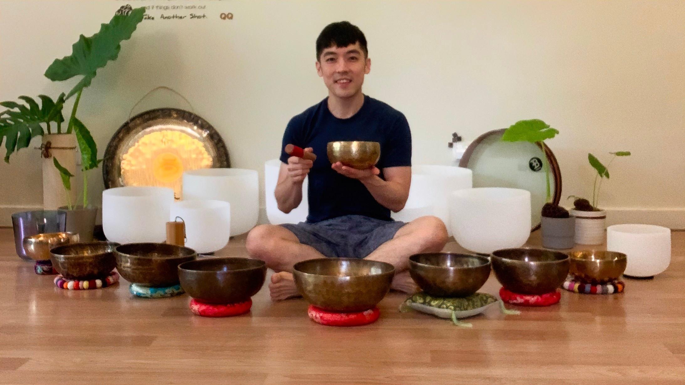 Sound Healing in Malaysia
