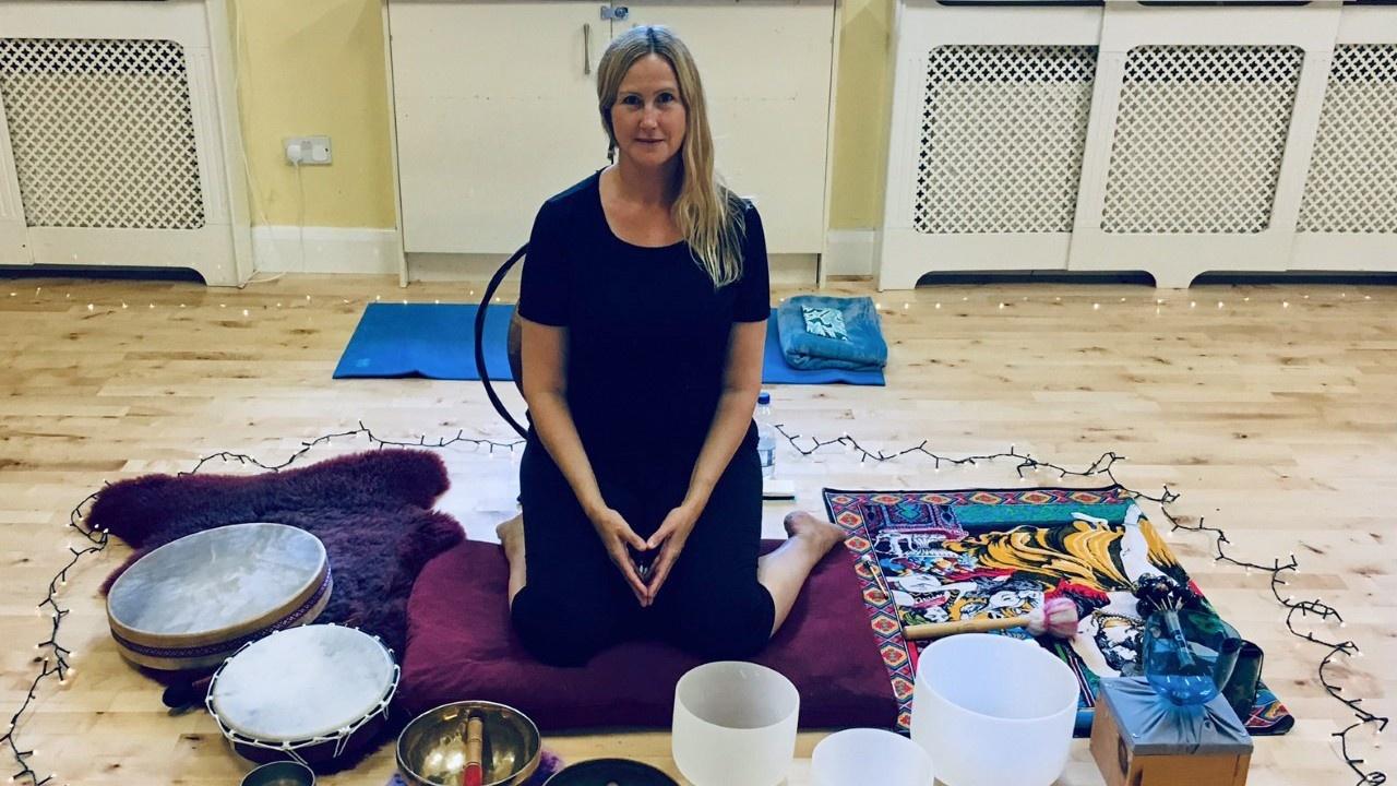 Sound Healing in Heath