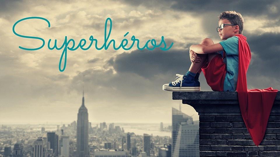Superhéros - Journée conférence sur les jeunes et la santé mentale