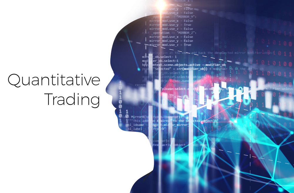 quantitative trading algo