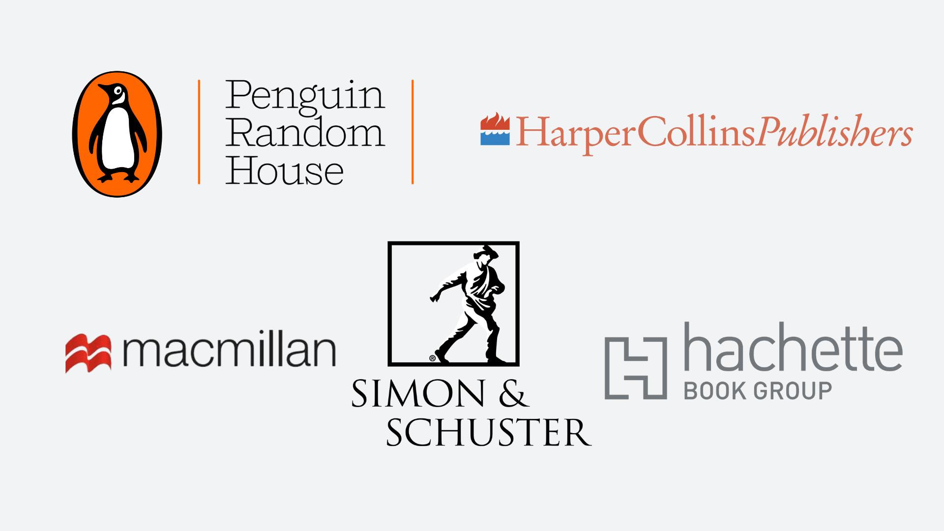 The Big Five Publishers